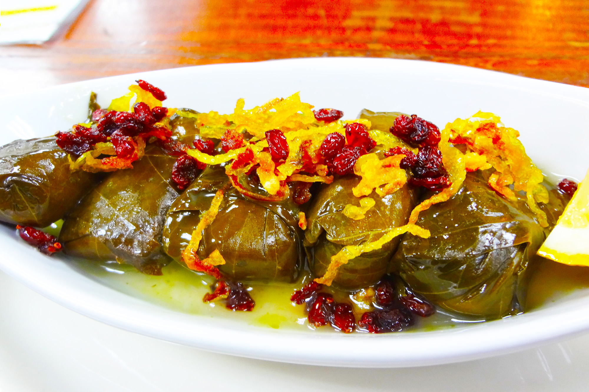 Appetizers and Side Dishes at Sahel Persian Restaurant